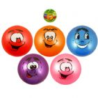 30 x Smelly Fruits Smiley Face Balls 20cm Wholesale & FREE SPORTS PUMP
